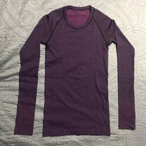 Lululemon Swiftly Tech Long Sleeve Shirt